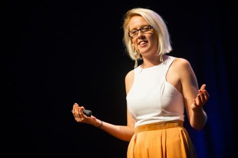 Edda at TEDx Kurilpa